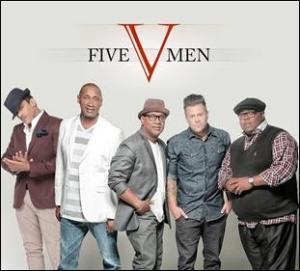 Five Young Men 2014