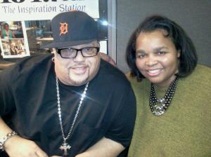 Fred Hammond and The Belle