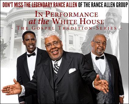 Rance Allen White House