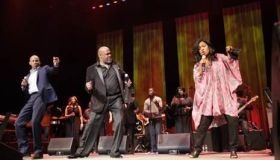 Donnie, Marvin and CeCe Winans