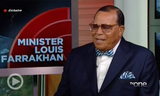 """Min. Louis Farrakhan Calls For Economic Boycott Of Black Friday & Holiday Shopping To """"Redistribute The Pain"""""""