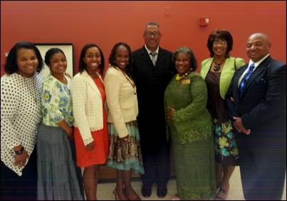 Ministers at SPBC