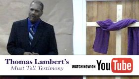 Must Tell Testimony