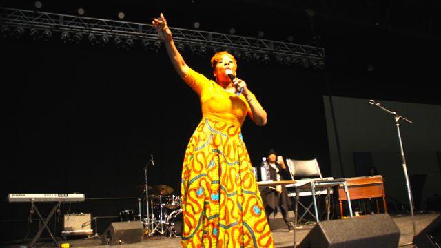 Iyanla Vanzant At Transformation 2016