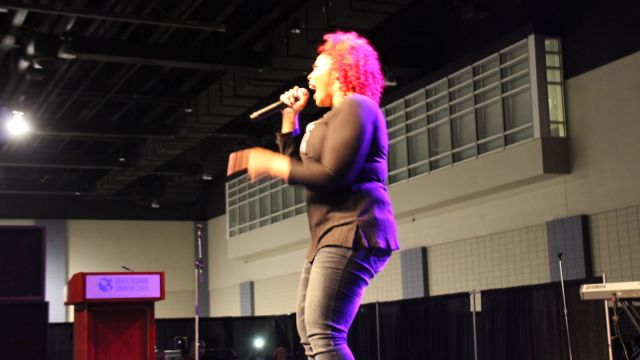 Alexis Spight at Transformation 2016