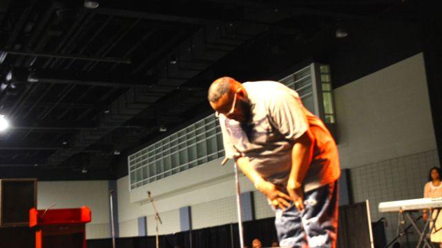 Marvin Sapp at Transformation 2016 Performers