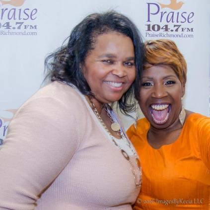 Iyanla Vanzant and The Belle