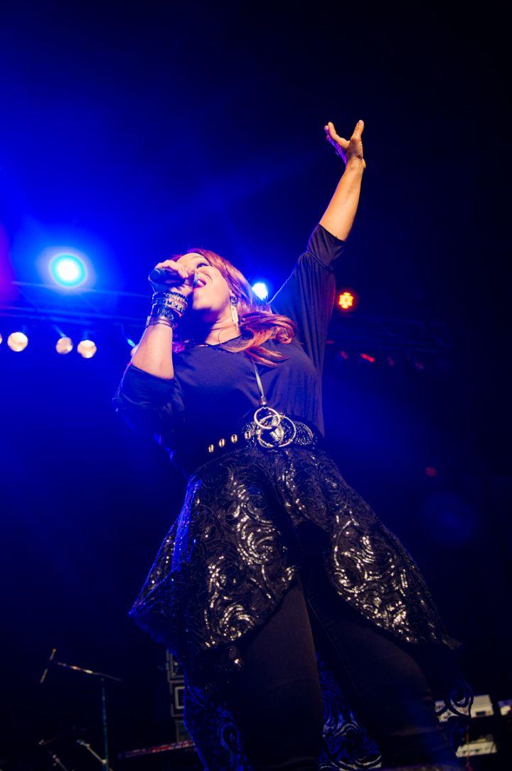 Tina Campbell at Transformation 2016