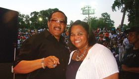 Bobby Jones and Sheilah Belle