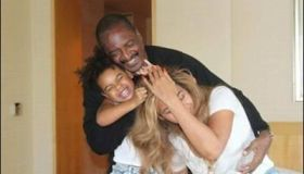 Beyonce and Daddy