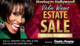 Vickie Winans Moving