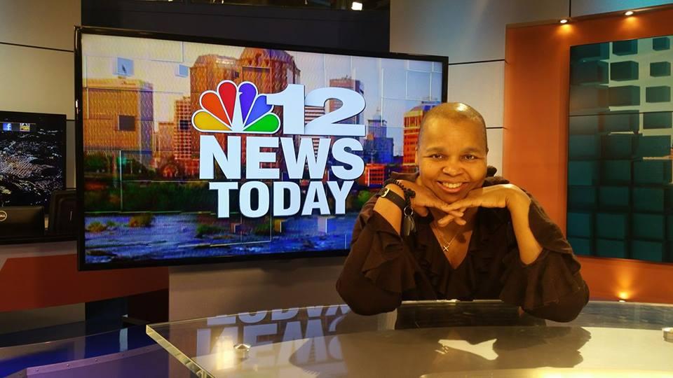 Sheilah Belle at TV12