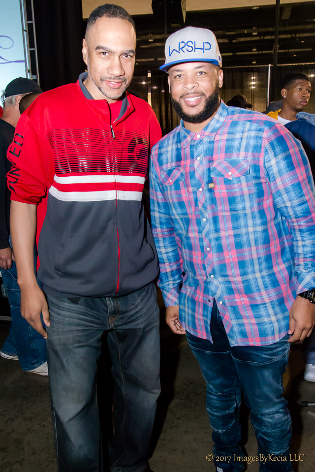 Transformation Expo 2017 – James Fortune and DJ Drake