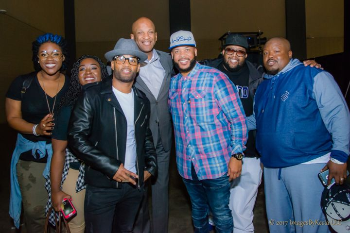 Transformation Expo 2017 – Donnie McClurkin, James Fortune, & Willie Moore, Jr.
