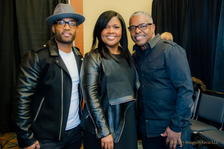 Transformation Expo 2017- Willie Moore, Jr., CeCe Winans, and Alvin Love II