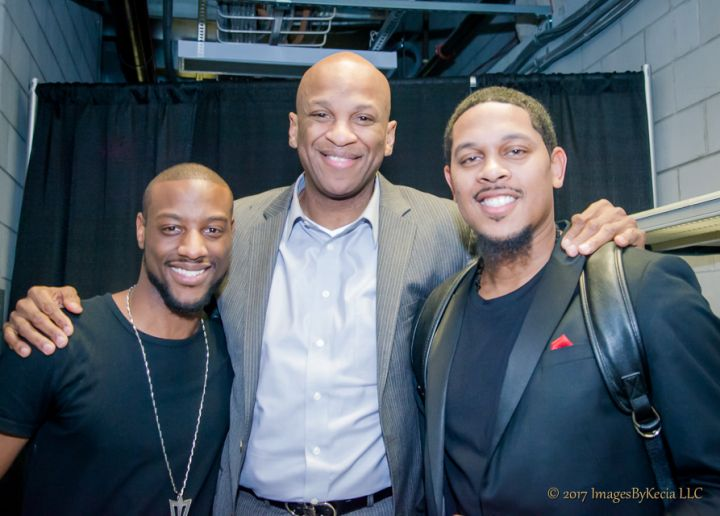 Transformation Expo 2017 – Donnie McClurkin and Chris Searcy