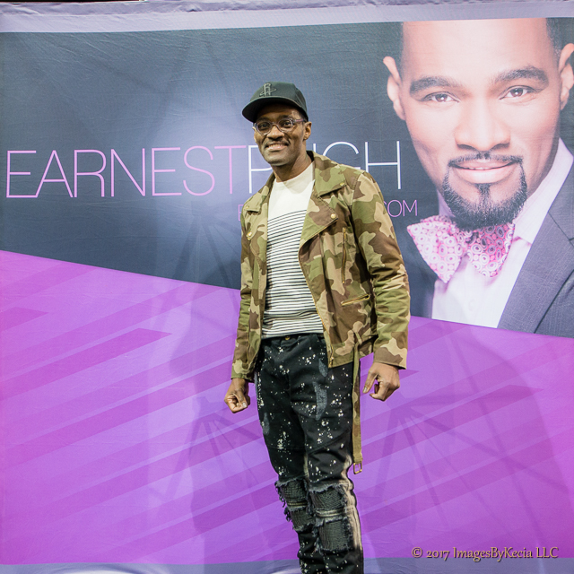 Transformation Expo – Earnest Pugh
