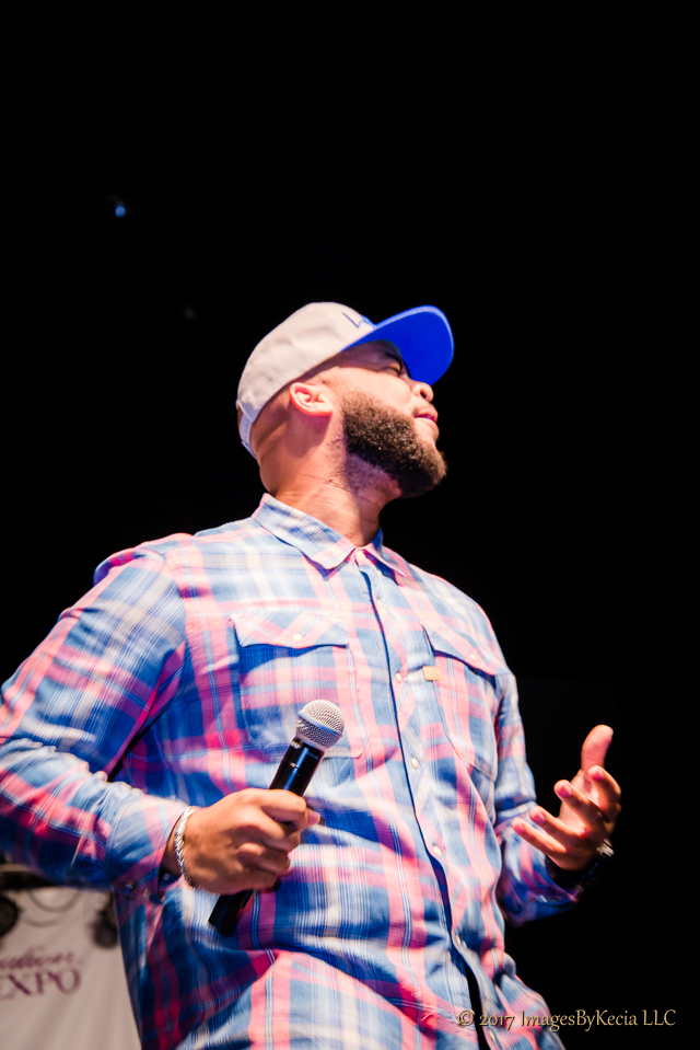 Transformation Expo 2017 – James Fortune