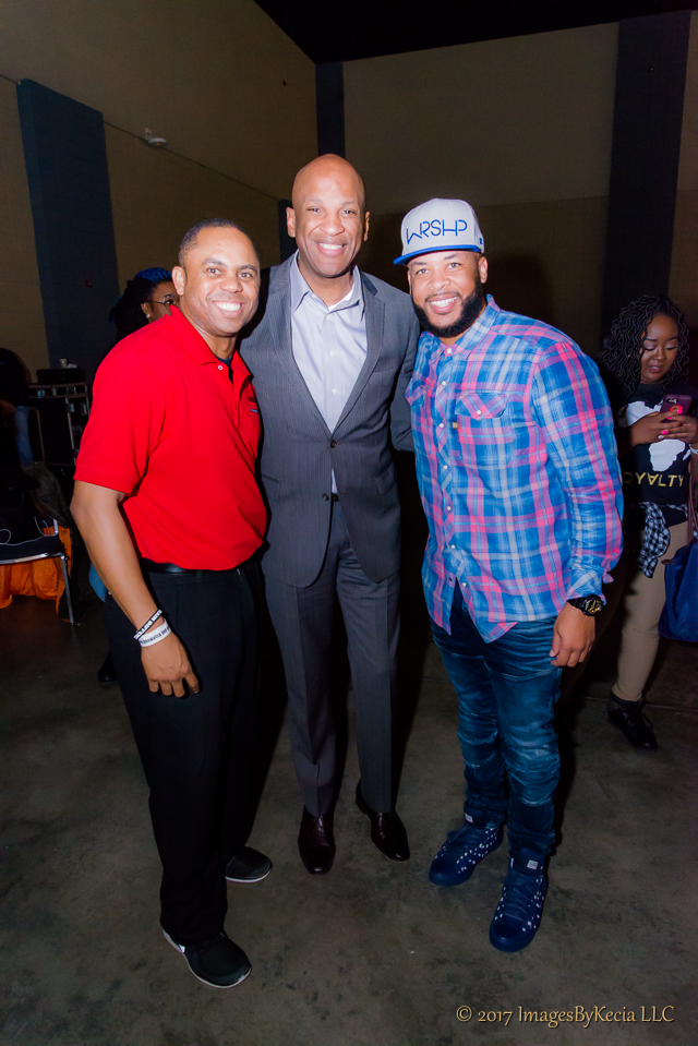 Transformation Expo – James Fortune