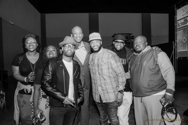 Transformation Expo 2017 – Donnie McClurkin, James Fortune, and Willie Moore, Jr.
