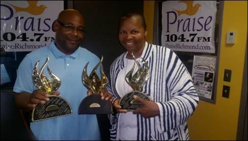 Sheilah Belle and Reggie B