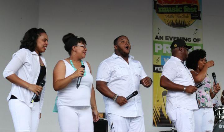 Gospel Music Fest With 'The Belle'