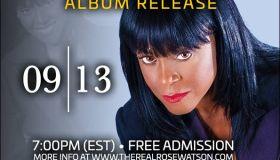 Rose Watson CD Release Concert