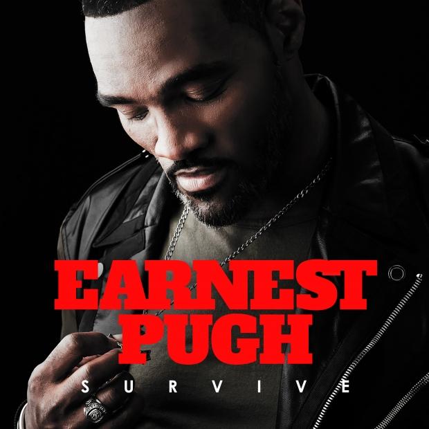 Earnest Pugh Survive CD cover