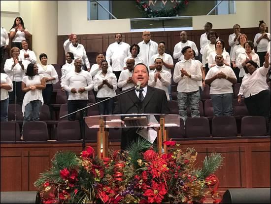 Pastor Lance Watson