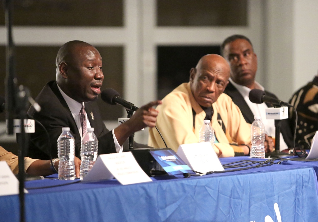 SiriusXM's Joe Madison Hosts Exclusive 'Stand Up, Speak Out' Event To Discuss Police Brutality In Los Angeles