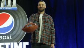 NFL: FEB 01 Super Bowl LII - Halftime Show Press Conference