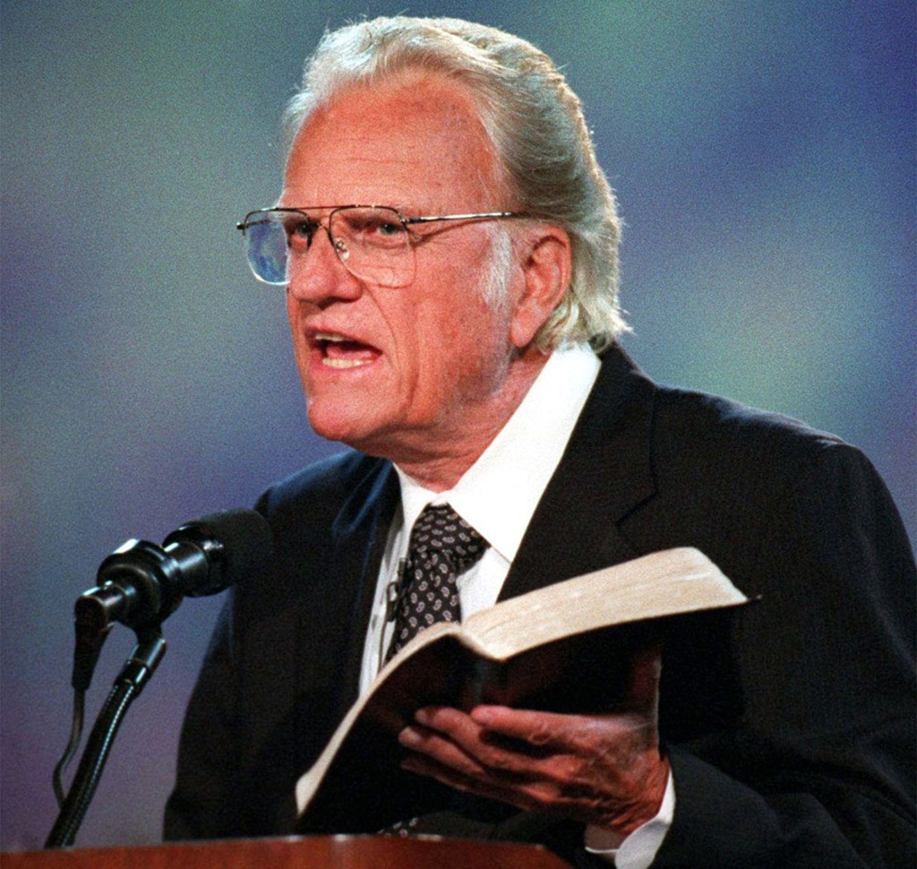 Billy Graham obituary