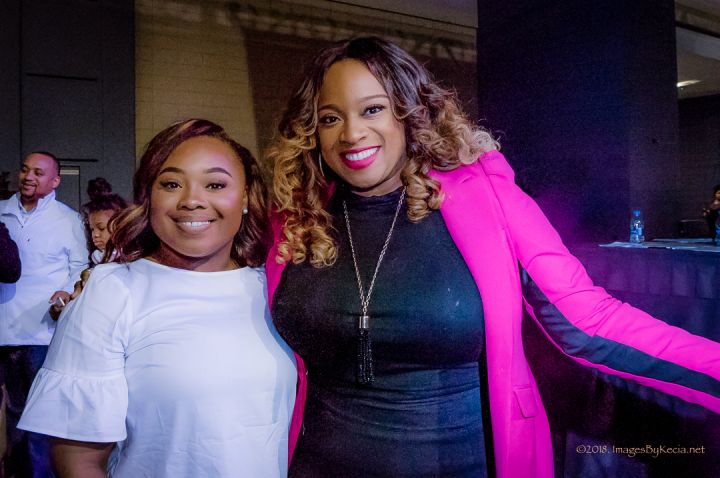 Transformation Expo 2018 — Jekalyn Carr