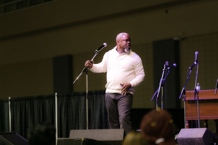 Transformation Expo 2018 -- Troy Sneed