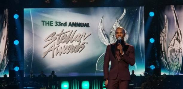 Kirk Franklin Host Stellars 2018