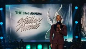 Kirk Franklin Host Stellars 2018