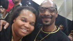 Sheilah Belle and Snoop Dogg Meet
