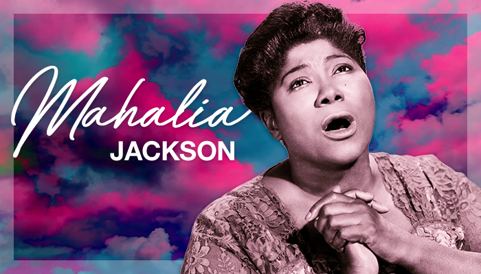 Black Music Month (BMM) Mahalia Jackson