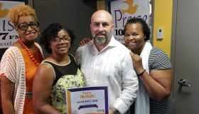 Pastor of the Month - Richmond