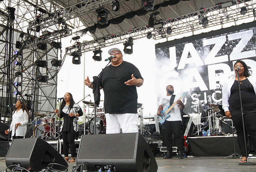 11th Annual Jazz In The Gardens Music Festival - Day 2