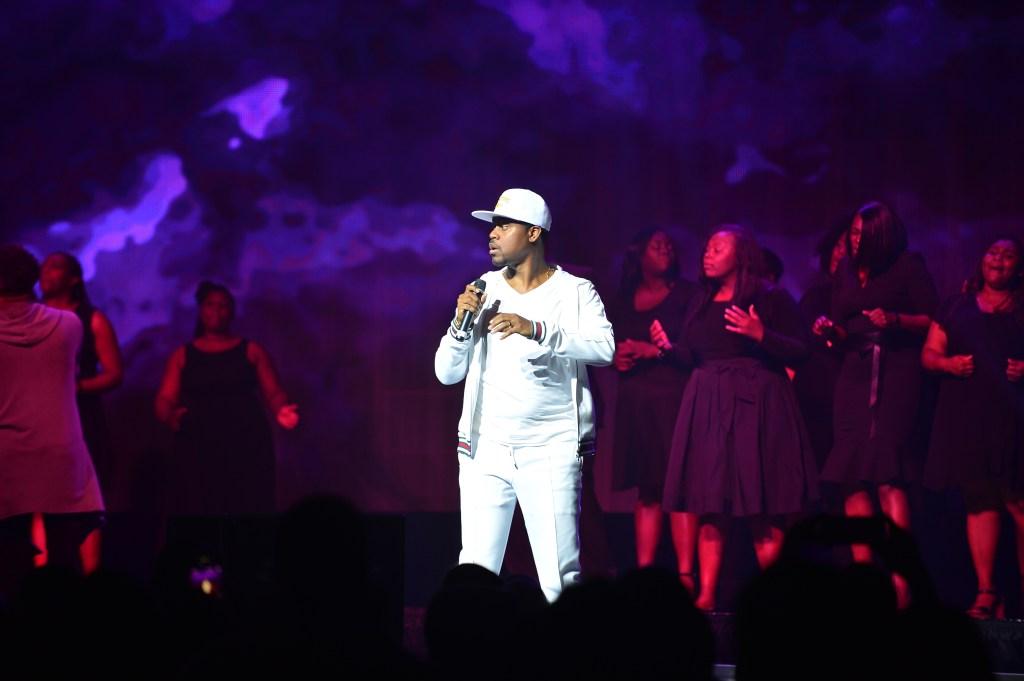 "Festival of Praise Tour present ""Texture Of A Man"" in Miami"