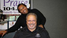 Praise 104.7 Pastor Of The Month: Rev. Dr. Burrell Smith Jr.