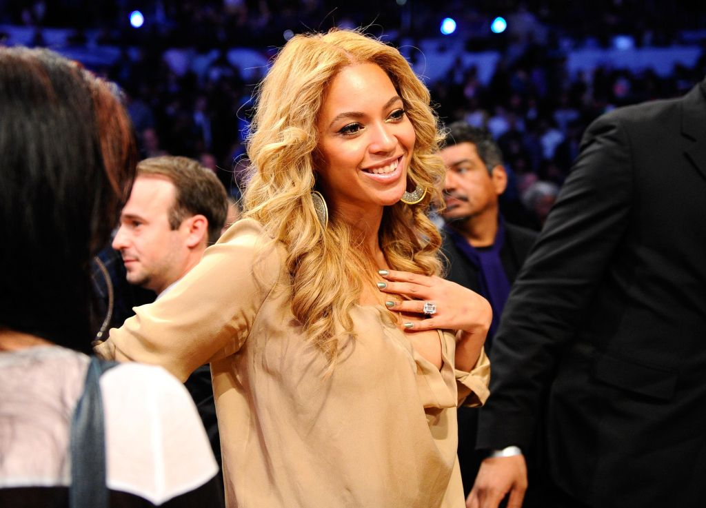 2011 NBA All-Star Game - Performances And Celebrities