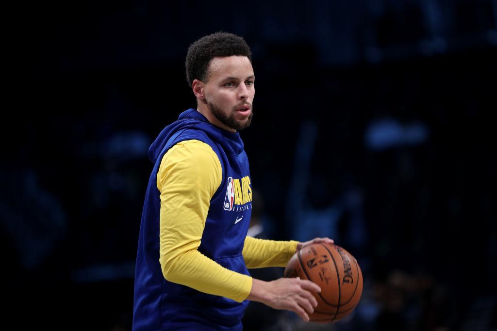 Golden State Warriors pregame at Brooklyn Nets---verelim eng-tr