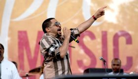 Smokie Norful At The Gospel Festival