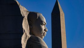 WASHINGTON, DC - JANUARY 21: The Martin Luther King, Jr. Memori