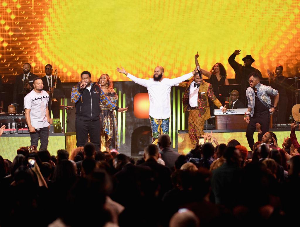 33rd Annual Stellar Gospel Music Awards - Show