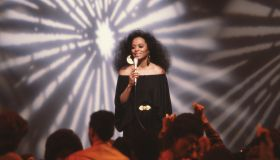 Diana Ross performs on Soul Train.