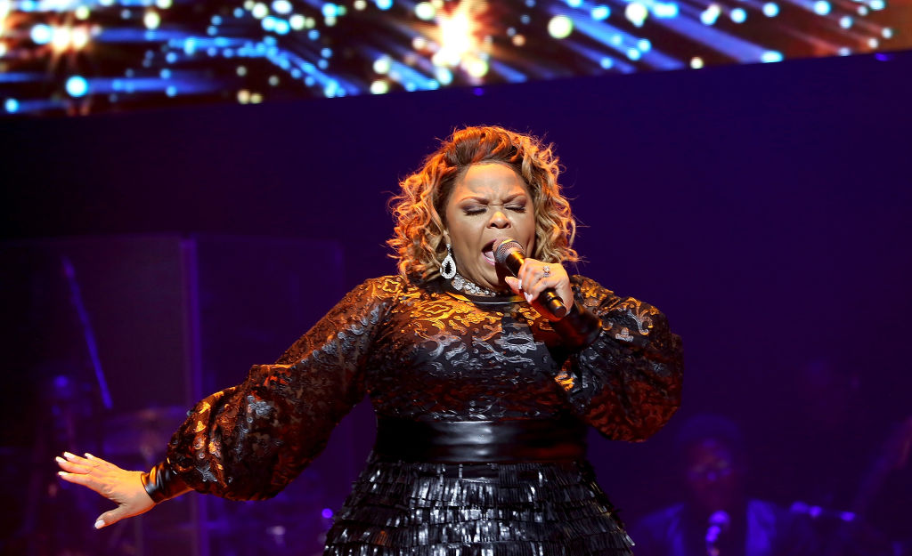 """David And Tamela """"Against The World"""" Family Tour - Los Angeles, CA"""