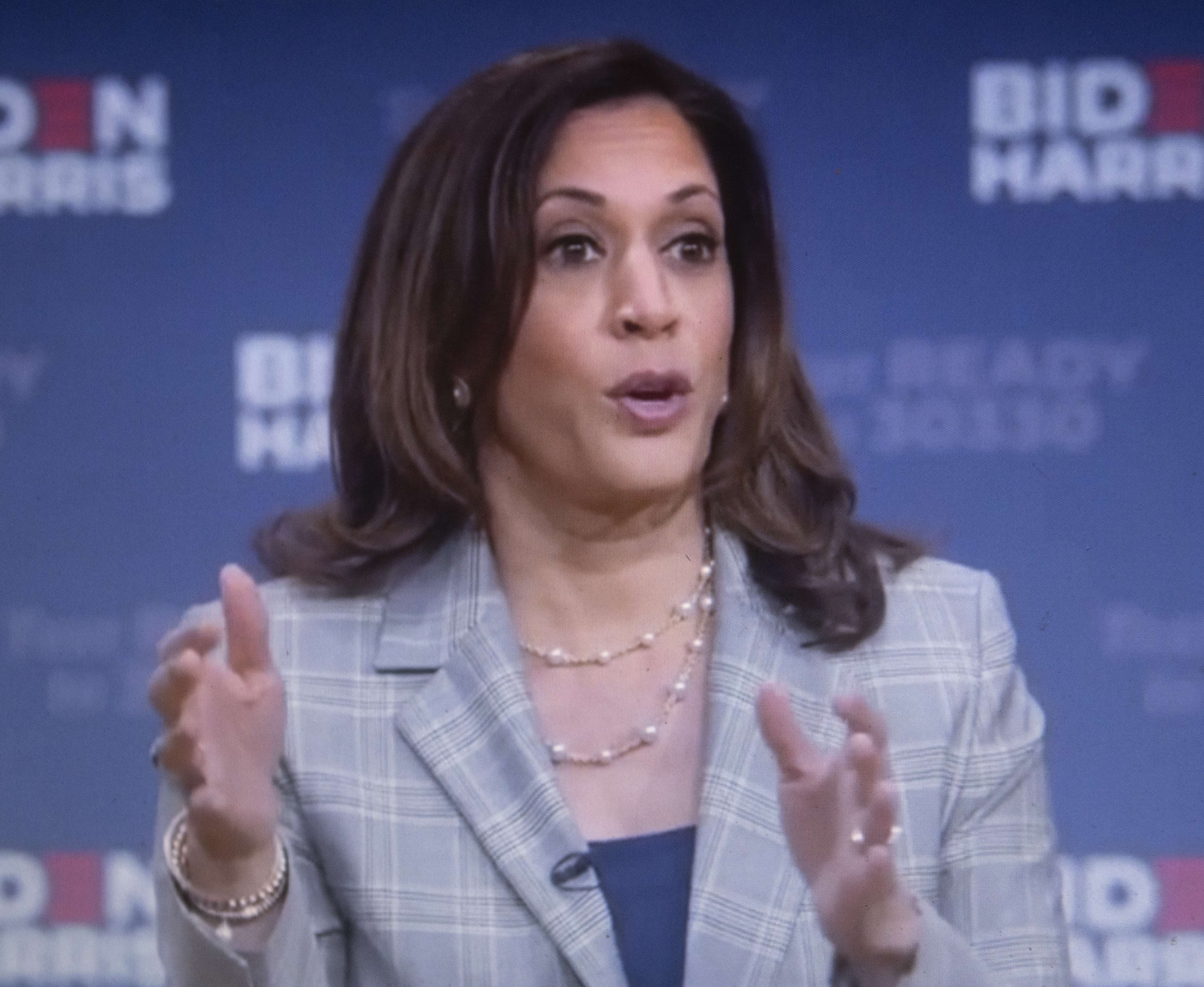 Dwayne Johnson My conversation with Joe Biden and Kamala Harris